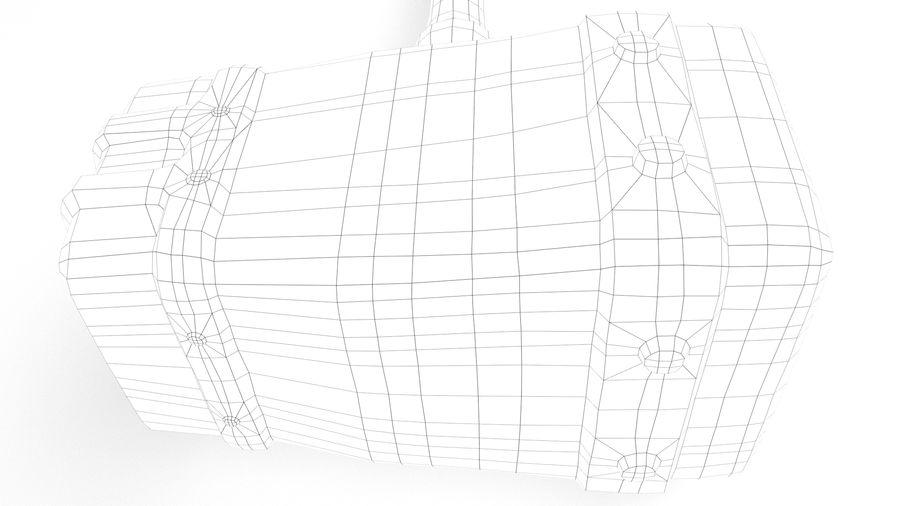 远古之锤 royalty-free 3d model - Preview no. 47