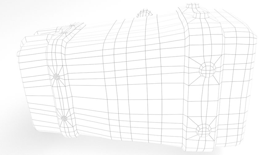 远古之锤 royalty-free 3d model - Preview no. 49