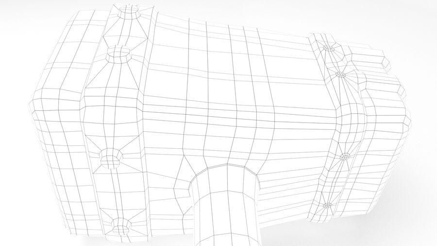 远古之锤 royalty-free 3d model - Preview no. 44