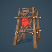 Goblin-toren 3d model