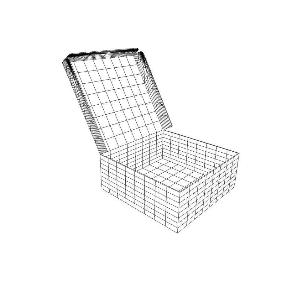 коробка royalty-free 3d model - Preview no. 6