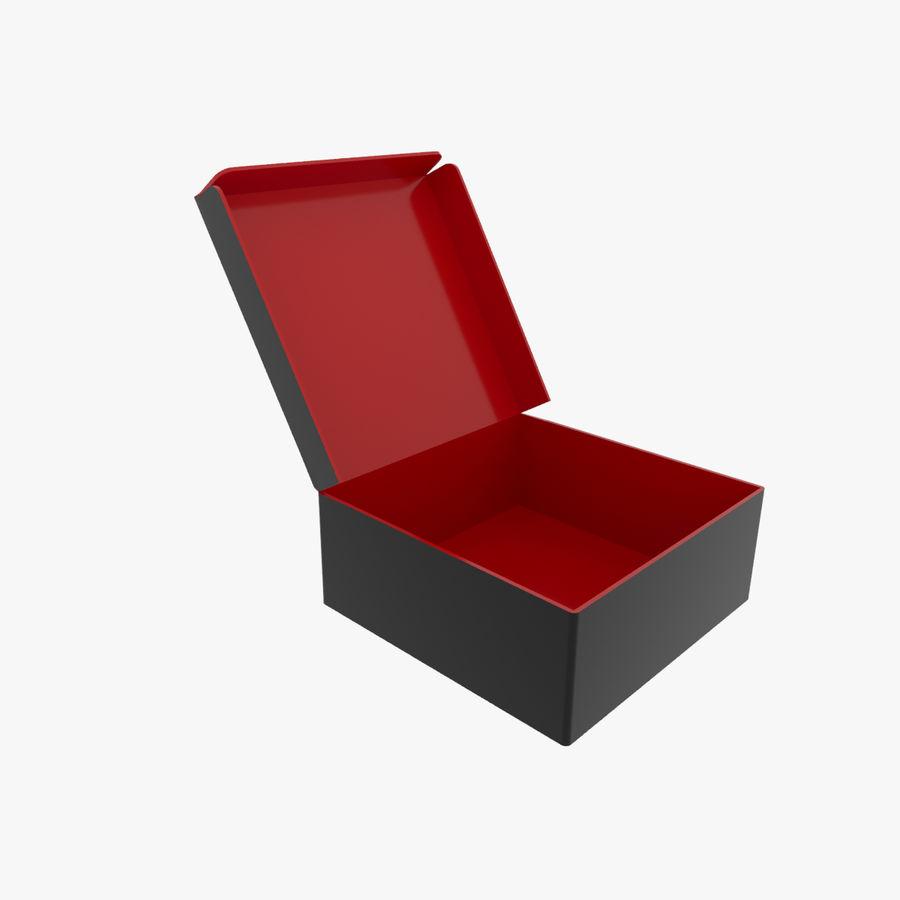 коробка royalty-free 3d model - Preview no. 1