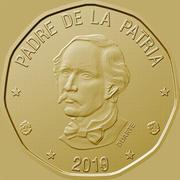 Peso Dominicano 3d model