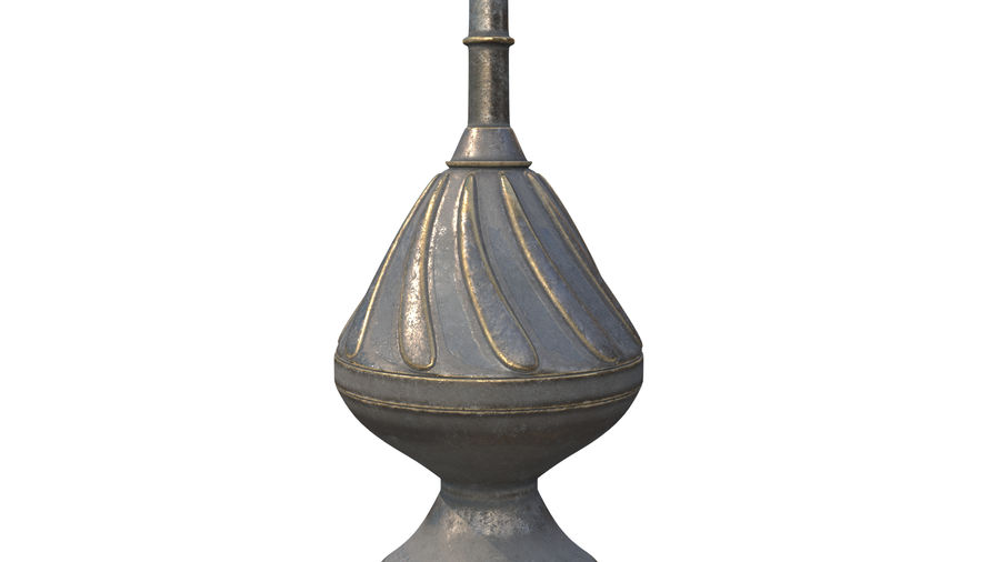 ornamentale royalty-free 3d model - Preview no. 2