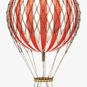 Heteluchtballon v 1 3d model