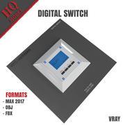 DIGITAL SWITCH 3d model