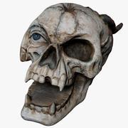 Skull Demon 3d model