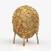 Ovo Faberge 3D Impressão 3d model