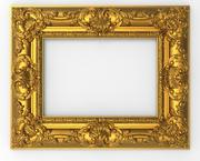 Frame Carving Picture 3d model