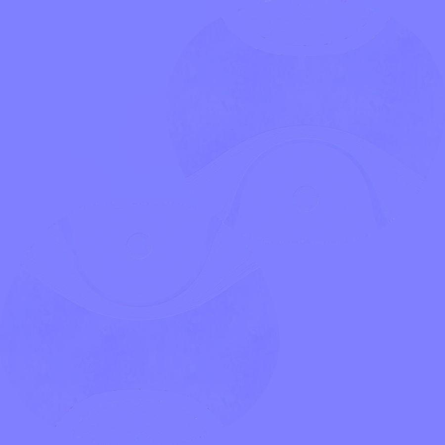 生物容器病毒生物危害 royalty-free 3d model - Preview no. 40