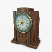 アンティーク時計 3d model