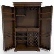 the closet 3d model