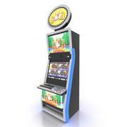 Automat wideo 3d model
