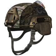Ballistic Combat Helmet Niedriges Polygonmodell 3d model