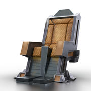 posto a sedere 3d model