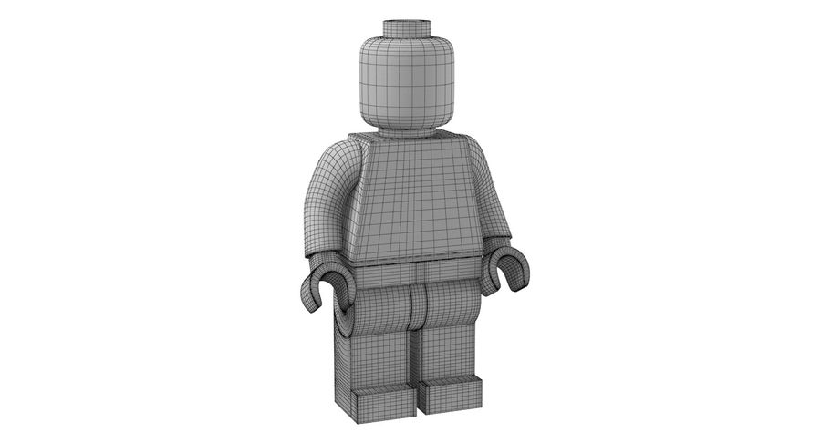LEGO royalty-free 3d model - Preview no. 14