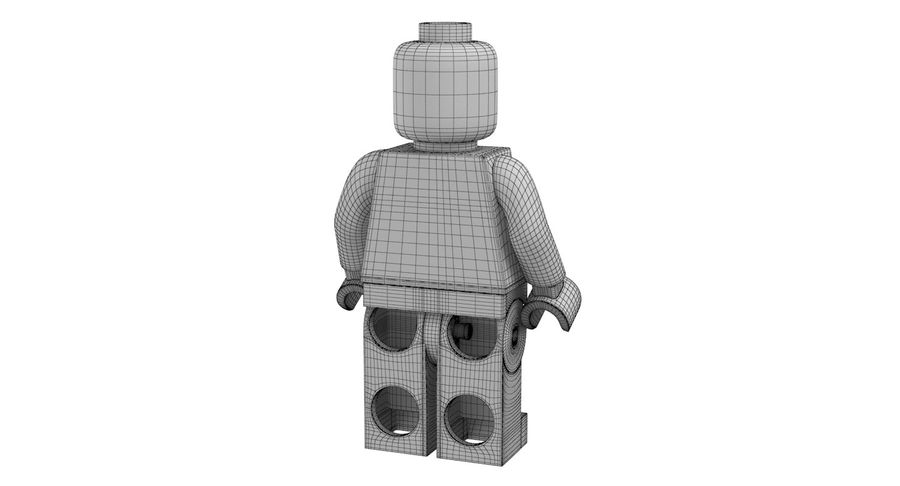 LEGO royalty-free 3d model - Preview no. 17