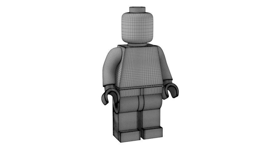 LEGO royalty-free 3d model - Preview no. 15