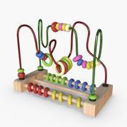 Wire Maze 3d model