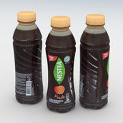 Bottiglia per bevande Nestea Peach Tea 500ml 2019 3d model