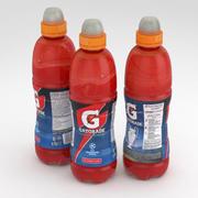 Gatorade Red Orange 750ml 3d model