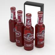 アルコールボトルエリストフファイアレッドベリー275ml 3d model