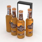 アルコールボトルエリストフフラッシュオレンジ275ml 3d model