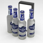 Alcohol Bottle Eristoff Ice Lemon 275ml 3d model