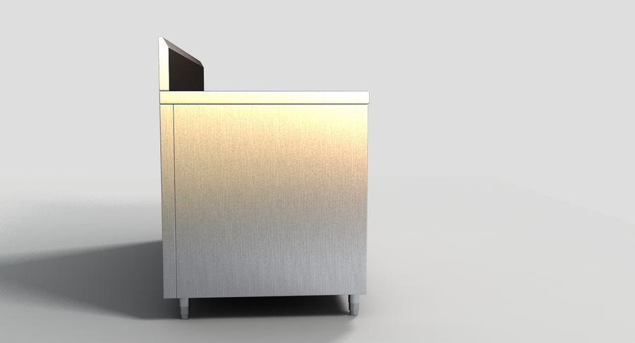 Commercial Kitchen Cabinets 3D Model $29 - .obj .fbx .3ds ...