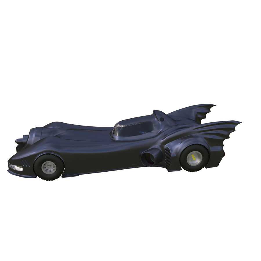 Futuristic car royalty-free 3d model - Preview no. 5