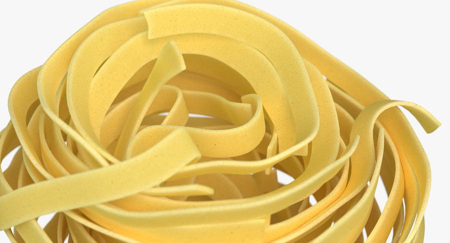 Spaghetti Nest royalty-free 3d model - Preview no. 4