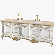 バスルーム家具 3d model