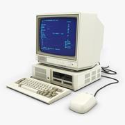 Computadora personal v 1 modelo 3d