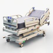 Letto di ospedale medico 3d model