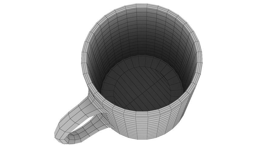 Super Man Mug et LEGO royalty-free 3d model - Preview no. 28