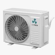 Klimatyzator Generic v1 3d model