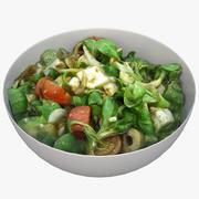 Salad 04 3d model