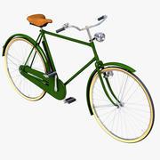 Classic Gentlemans Bicycle 3d model