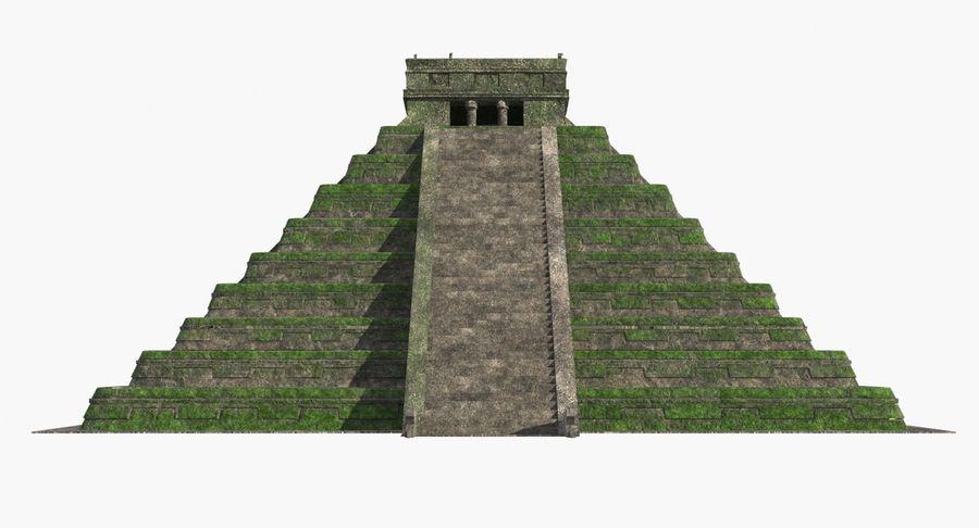 Pirámide royalty-free modelo 3d - Preview no. 4