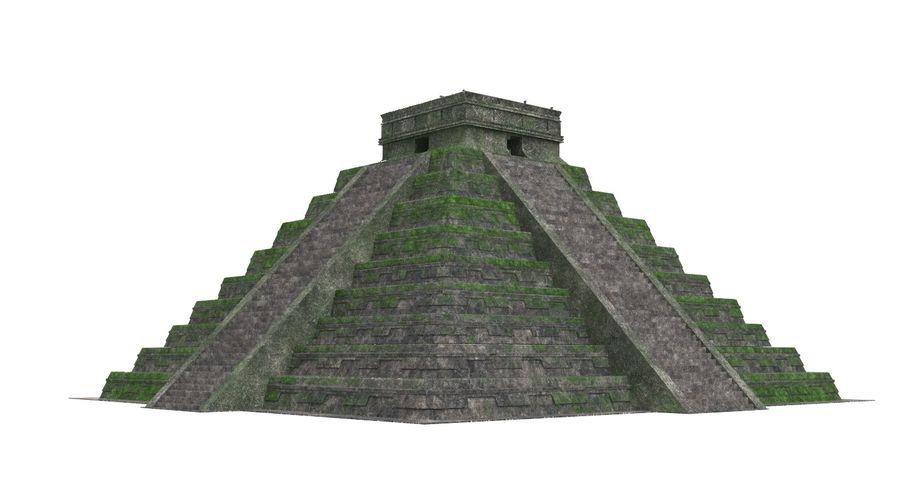 Pirámide royalty-free modelo 3d - Preview no. 5