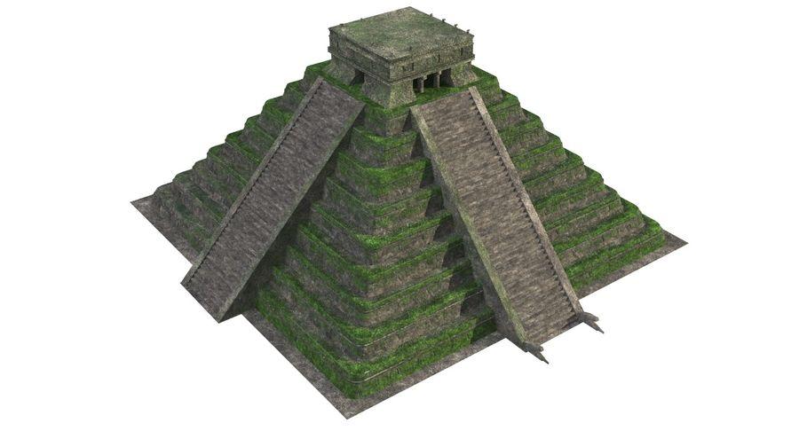 Pirámide royalty-free modelo 3d - Preview no. 3