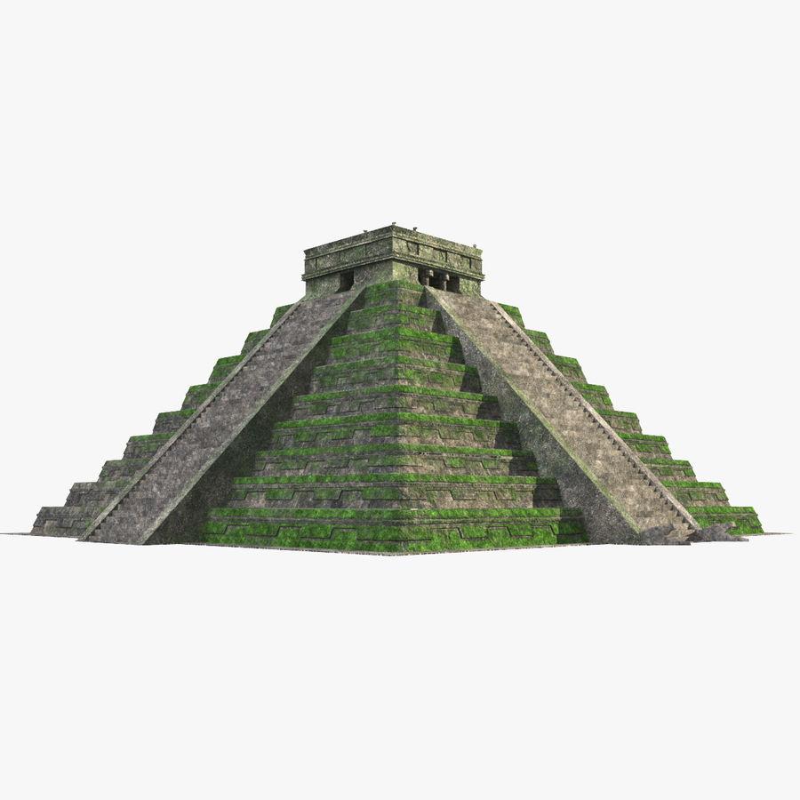 Pirámide royalty-free modelo 3d - Preview no. 1