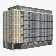 Building 8 3d model