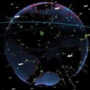 Earth Motion 3d model
