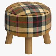 Pour Chair.3 3d model
