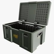 Weapon Box - PBR 3d model