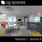 CG空间卷1场景4 3d model