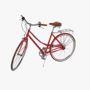 Frauen Electra Bike 3d model