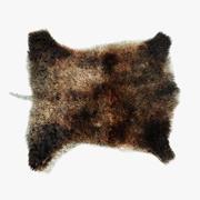 Boar Skin 3d model