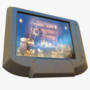 Wall Scanner Shop 3d model